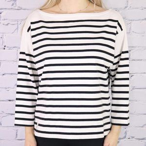 NWT Polo Ralph Lauren cotton striped sweater b110